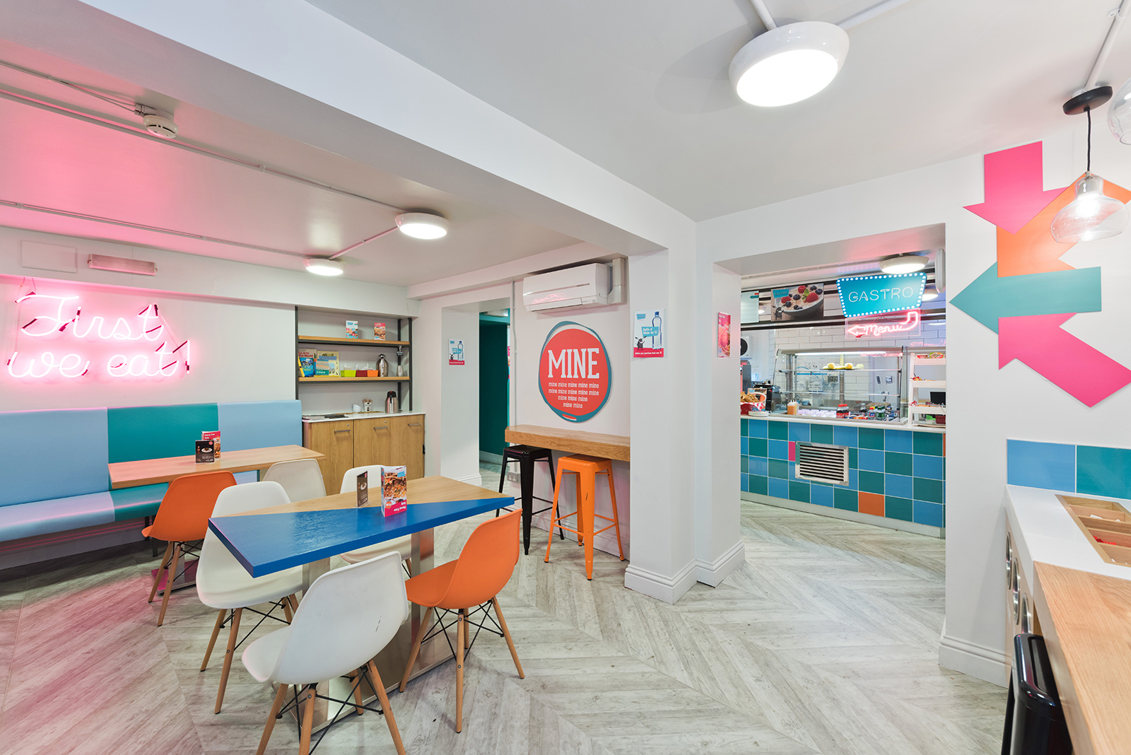 Millimetre Design-The Foodhall
