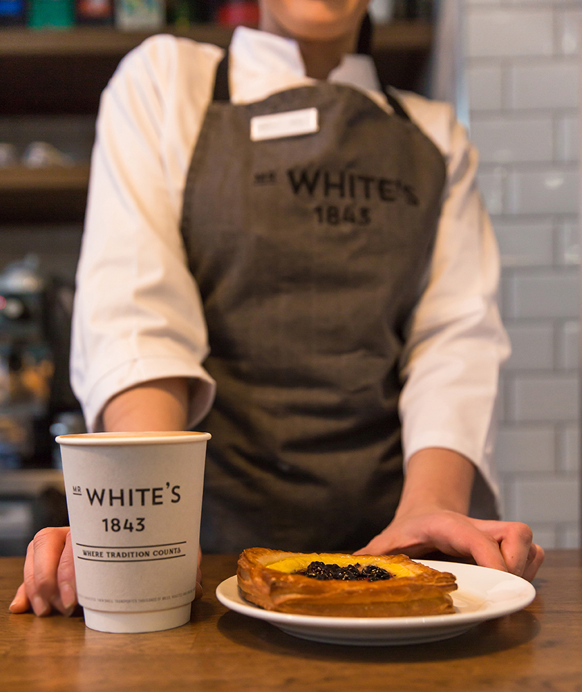 Millimetre Design Mr Whites Cafe