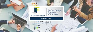 Millimetre Design-Fit Out Design Practice of the Year Finalist